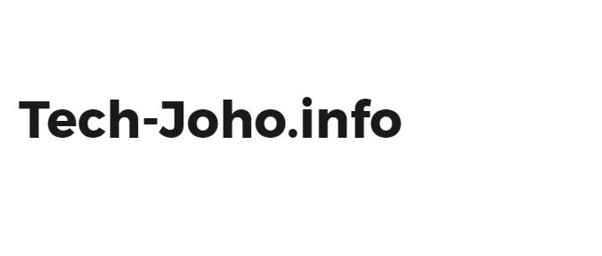 TechJohoInfo
